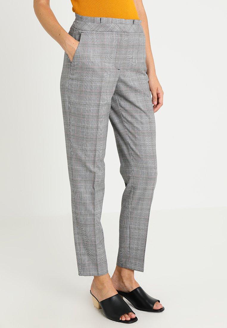 comma - Pantalon classique - grey