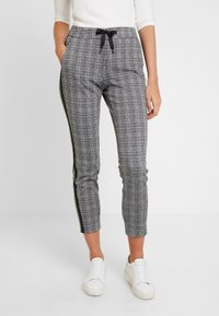comma - Trousers - dark grey - 0