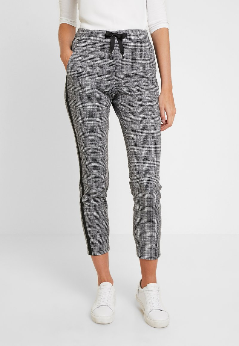 comma - Trousers - dark grey