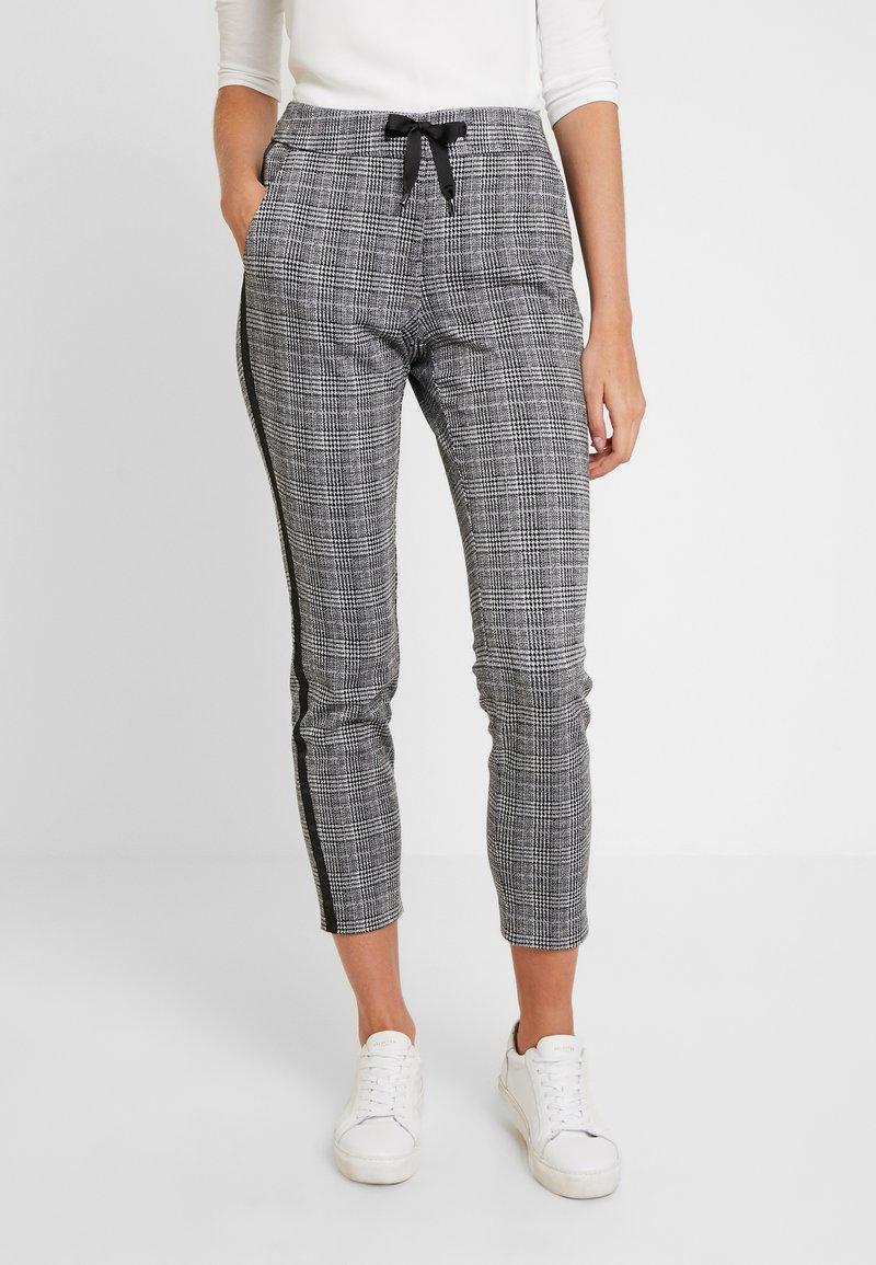 comma - Trousers - dark grey
