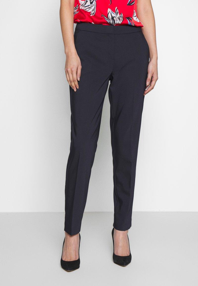 comma - Pantalon classique - ink blue