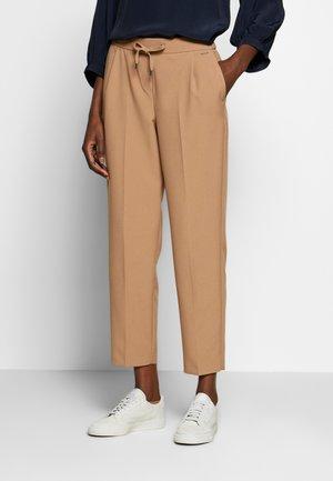 Pantalon classique - camel