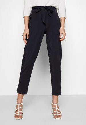 TROUSERS - Bukse - ink blue