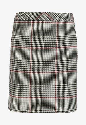 KURZ - Falda de tubo - grey