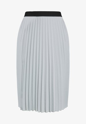 Áčková sukně - smokey blue