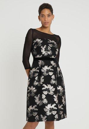 KURZ - Koktejlové šaty/ šaty na párty - black