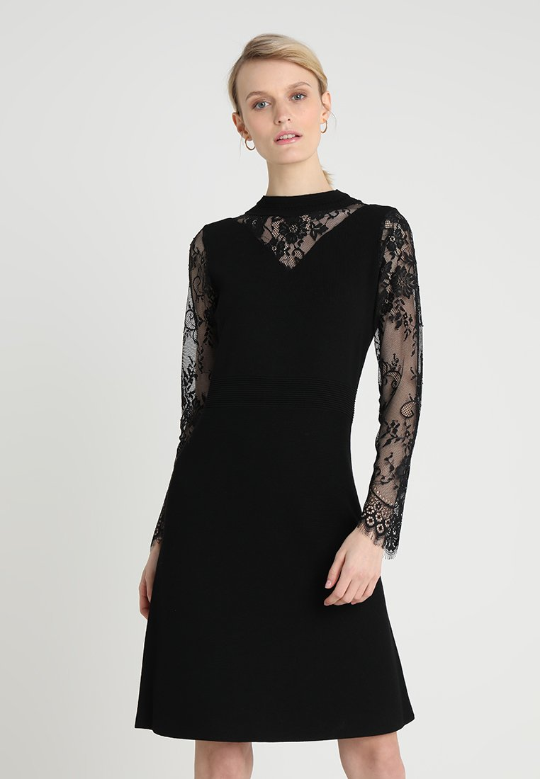 comma - Cocktail dress / Party dress - black
