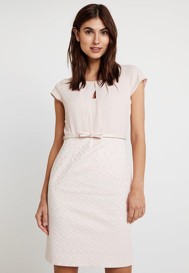 comma - Shift dress - jacquard