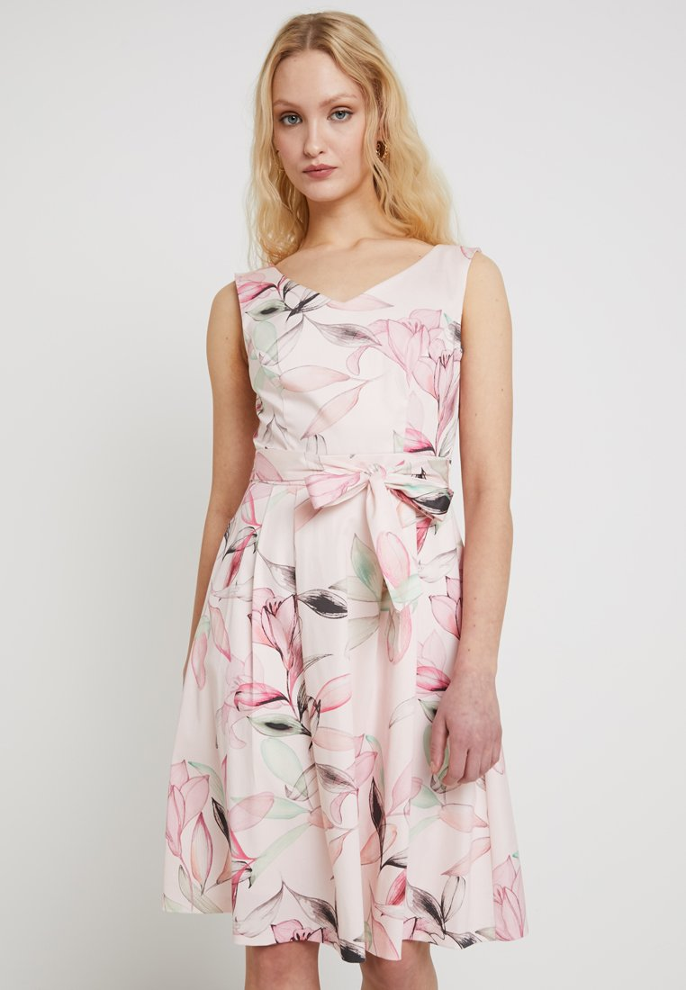 comma - Cocktail dress / Party dress - rose