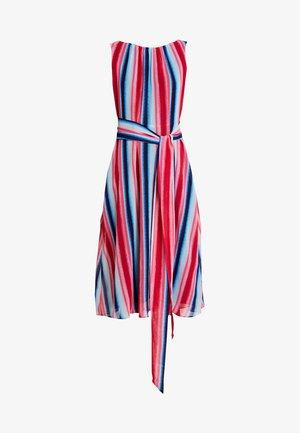 Denní šaty - watercolor