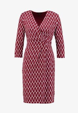 DRESS - Tubino - red