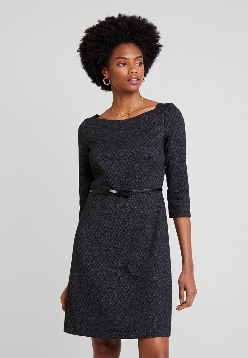 comma - Jersey dress - black