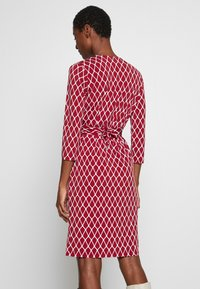 comma - Shift dress - red - 2