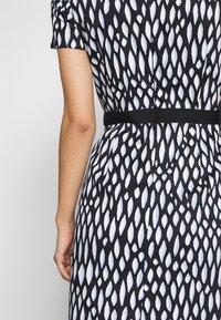 comma - Day dress - dark blue - 6
