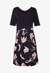 comma - Day dress - dark blue - 4