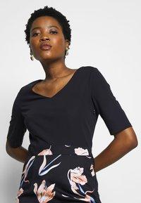 comma - Day dress - dark blue - 3
