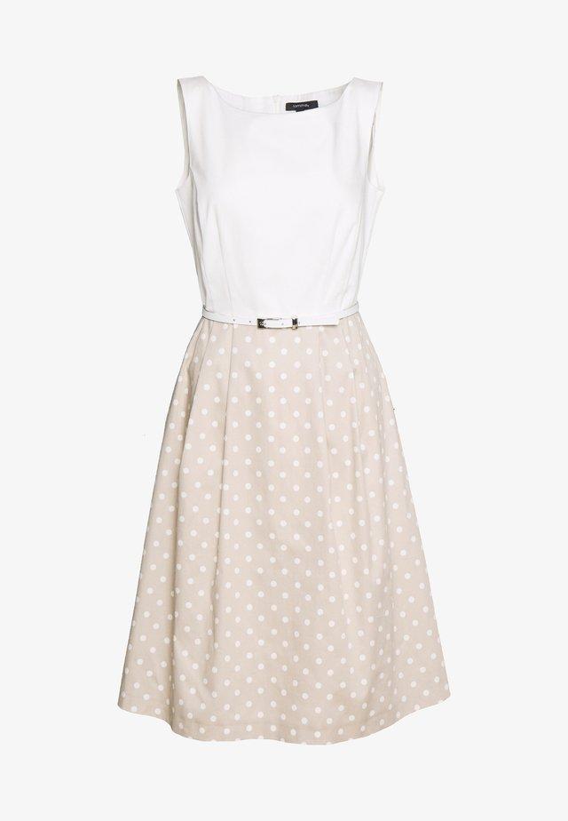 Cocktailkleid/festliches Kleid - beige