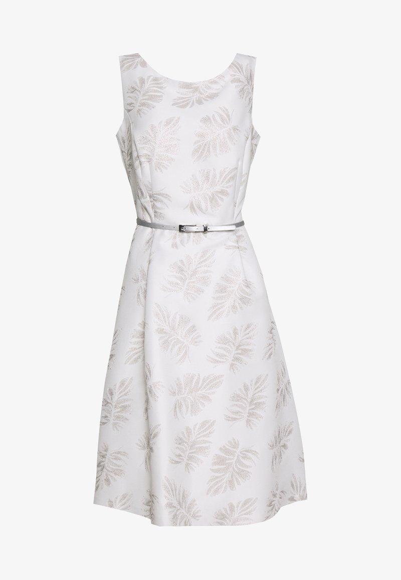 comma - Koktejlové šaty/ šaty na párty - silver