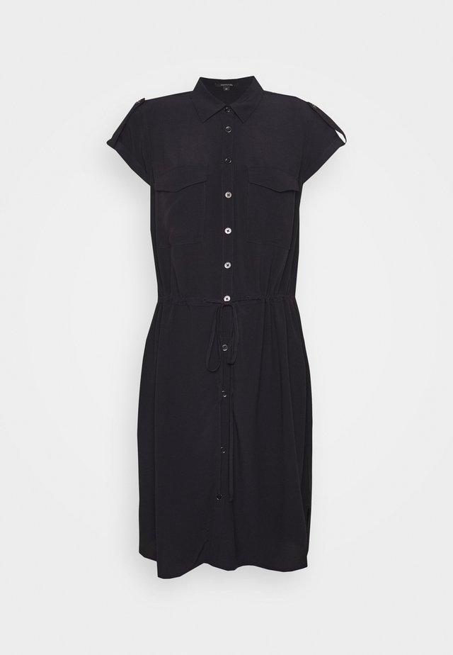 SHORT SLEEVE - Shirt dress - tinte