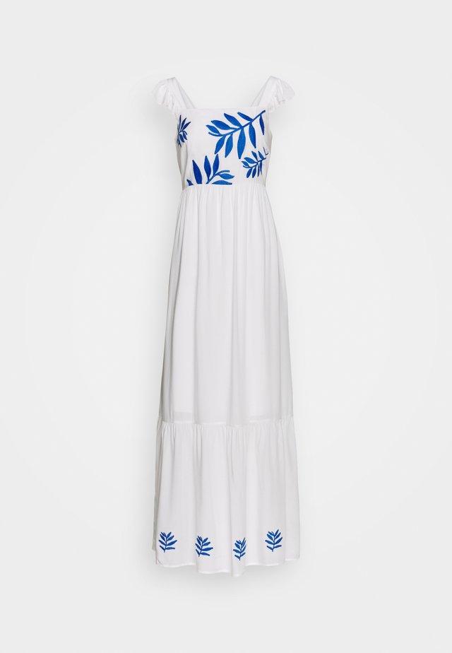 Robe longue - off white