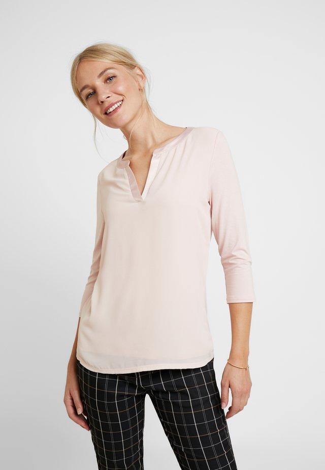 3/4 SLEEVE - Langærmede T-shirts - light pink