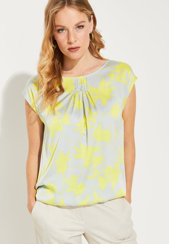SHORTSLEEVE - Blouse - yellow