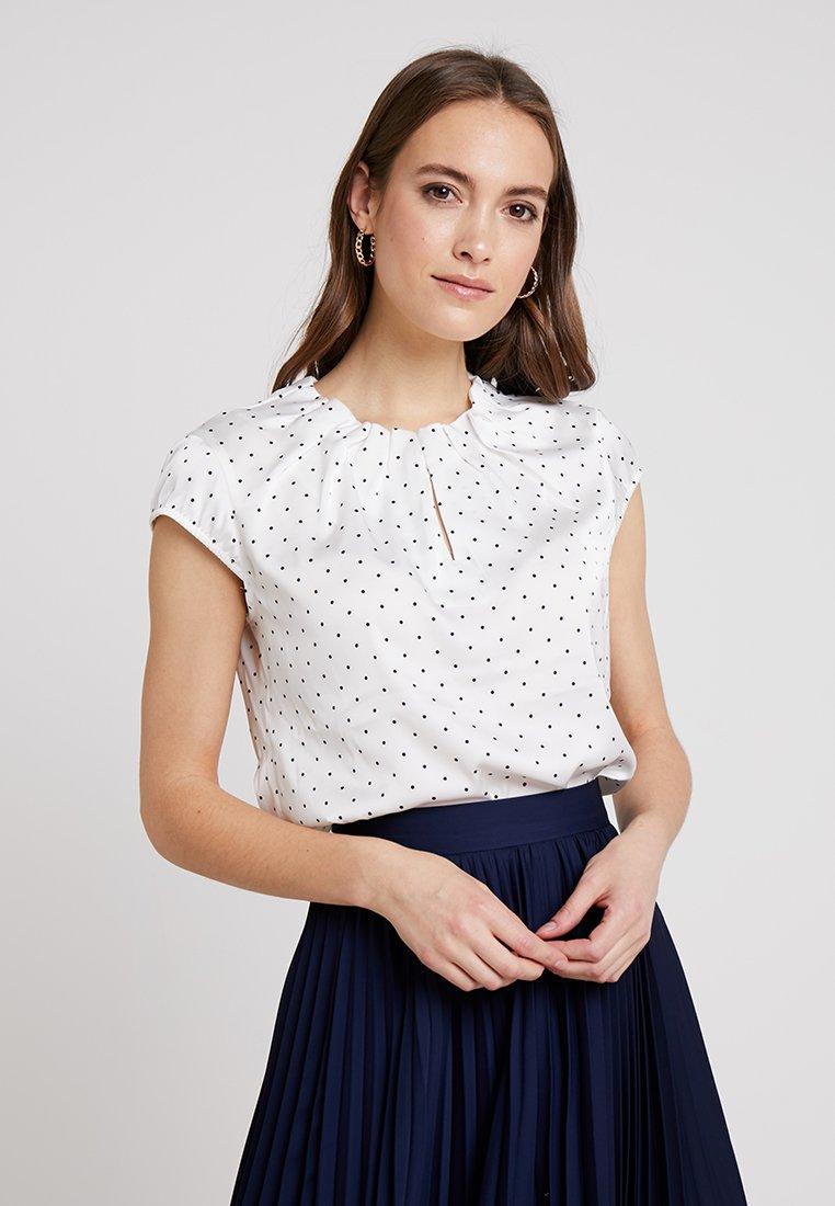 comma - Bluse - white