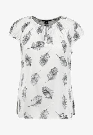 Blusa -  floral print