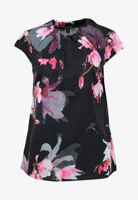 comma - Blouse - floral - 4