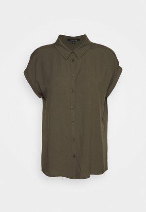 KURZARM - Košile - khaki