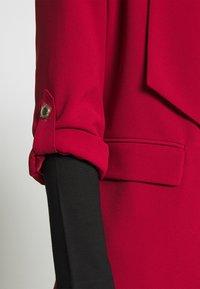 comma - Blazer - scarlet red - 4