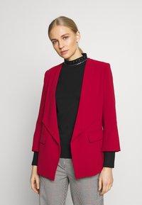 comma - Blazer - scarlet red - 0