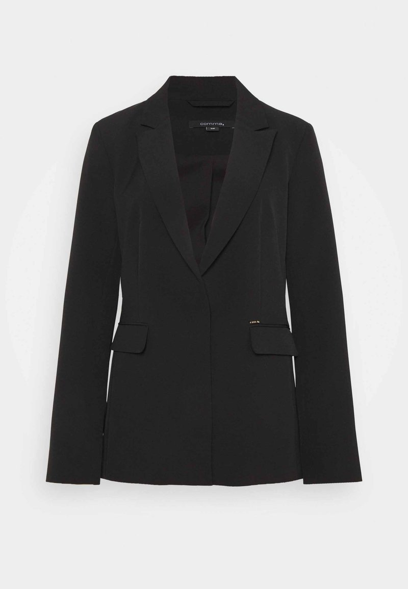 comma - Blazer - black