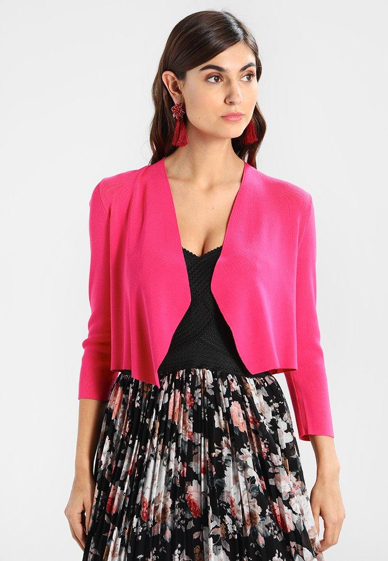 comma - Cardigan - pink