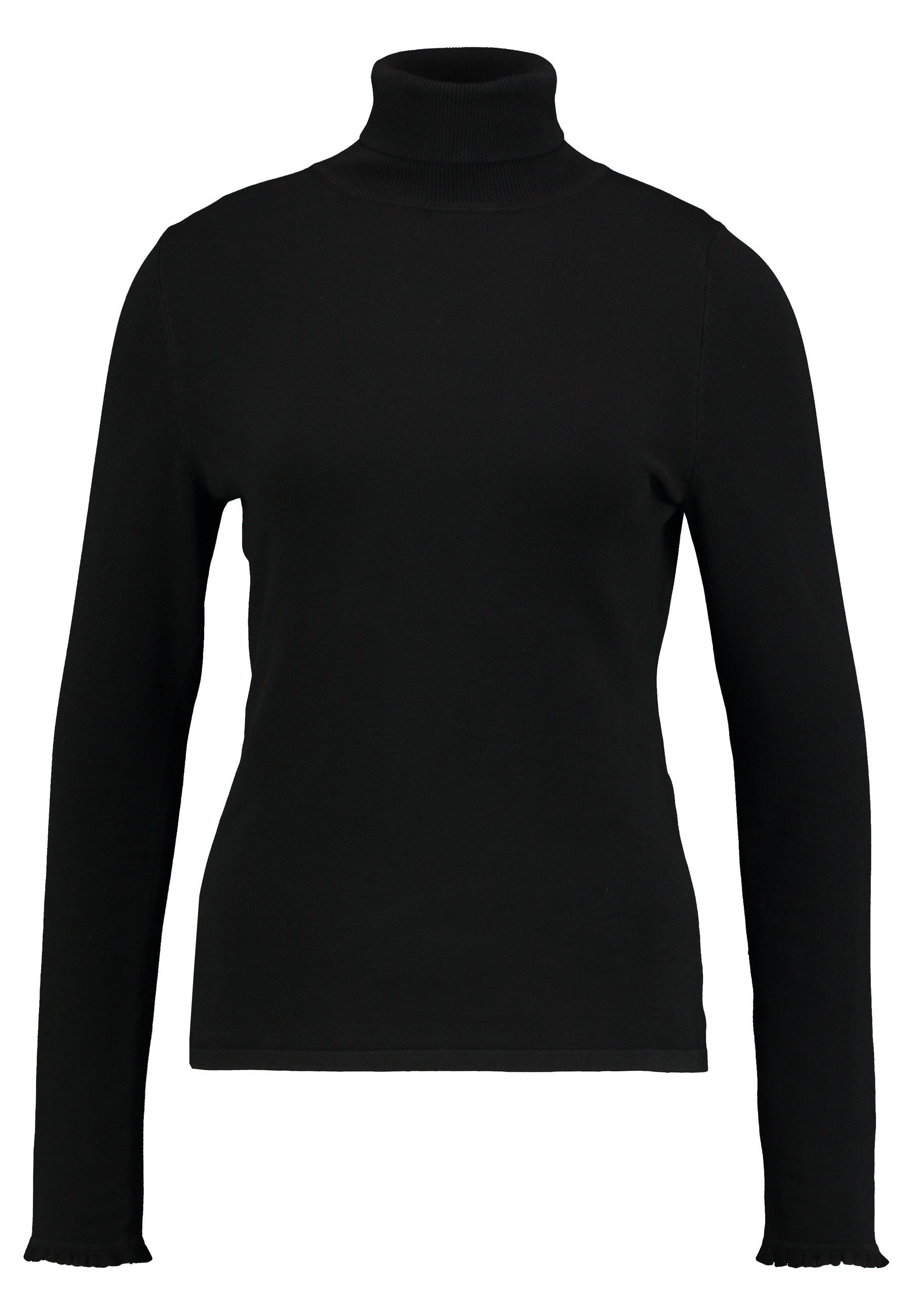 comma LONGSLEEVE - Trui - black