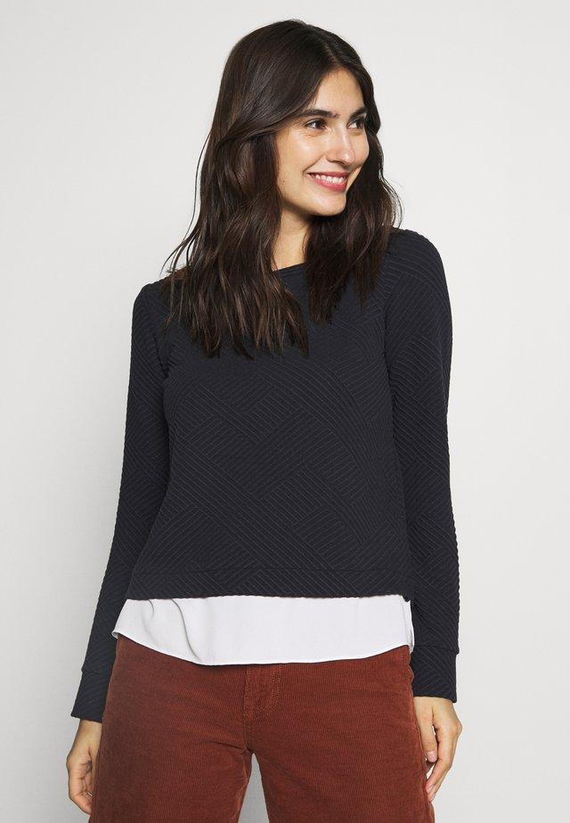 LONGSLEEVE - Sweatshirt - ink blue