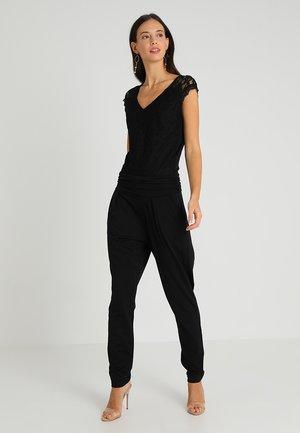 OVERALL - Tuta jumpsuit - black