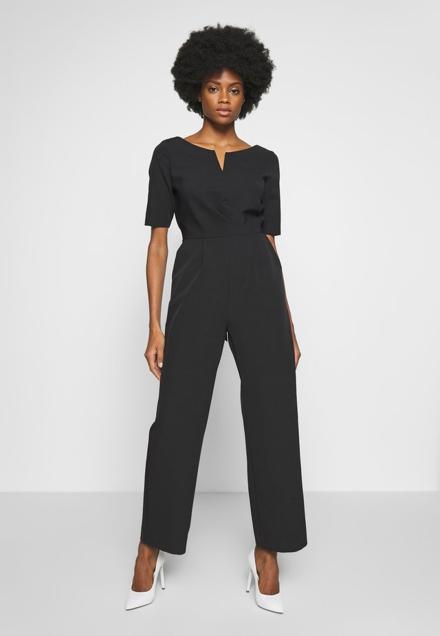 OVERALL - Jumpsuit - black