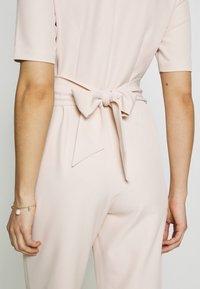 comma - CATSUIT - Tuta jumpsuit - powder rose - 6