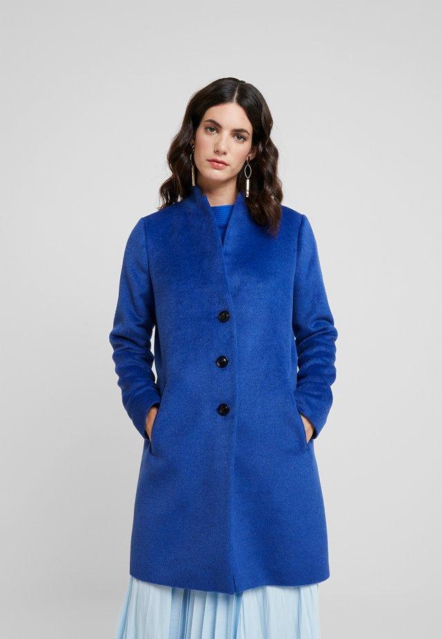 Classic coat - power blue