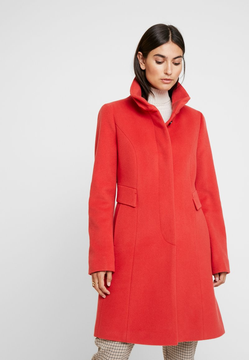 comma - COAT - Płaszcz wełniany /Płaszcz klasyczny - cayenne