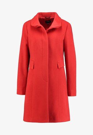 COAT - Classic coat - cayenne