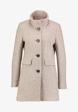 COAT - Classic coat - light taupe