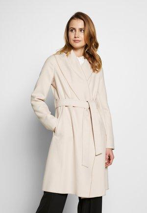 COAT - Zimní kabát - sand