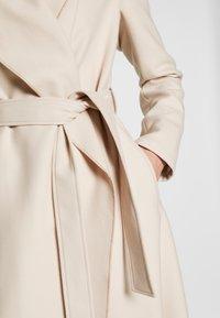 comma - COAT - Płaszcz wełniany /Płaszcz klasyczny - sand - 5