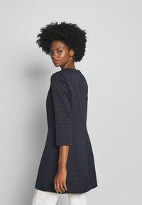 comma - Short coat - ink blue - 2