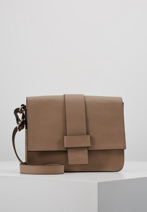 BE YOURSELF - Sac à main - taupe