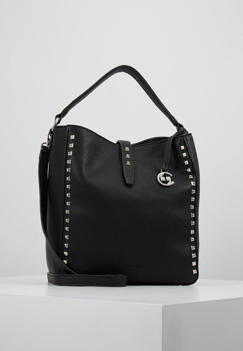 comma - KEEP ON LOVING ME - Handtasche - black