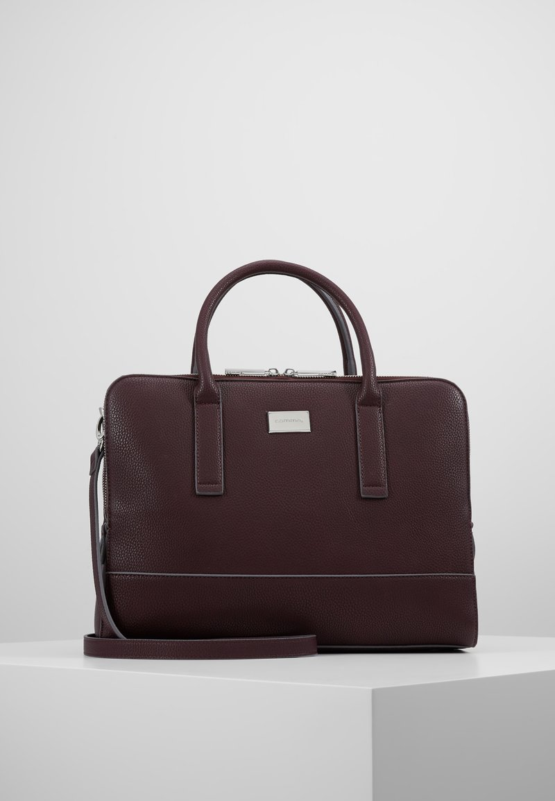 comma - PURE ELEGANCE - Notebooktasche - burgundy