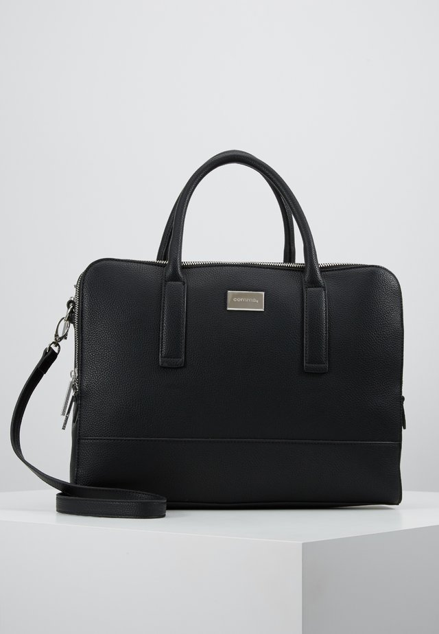 PURE ELEGANCE - Laptop bag - black
